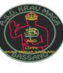KEEP CALM AND LOVE KRAV MAGA BASSANO - Personalised Poster A4 size