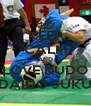 KEEP CALM AND LOVE KUDO DAIDO JUKU - Personalised Poster A4 size
