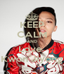 KEEP CALM AND Love  Kwon Jiyong - Personalised Poster A4 size