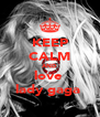 KEEP CALM AND love  lady gaga  - Personalised Poster A4 size