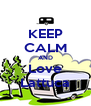 KEEP CALM AND Love Lattuca - Personalised Poster A4 size