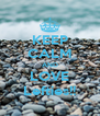KEEP CALM AND LOVE Lefties!! - Personalised Poster A4 size