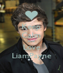 Keep Calm And Love LiamPayne - Personalised Poster A4 size