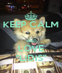 """KEEP CALM    AND LOVE """"LIDIS"""" - Personalised Poster A4 size"""