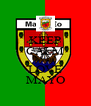 KEEP CALM AND LOVE MAYO - Personalised Poster A4 size