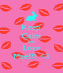 Keep Calm And Love Mee!!! <3 - Personalised Poster A4 size