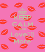 KEEP CALM AND Love❤️ More - Personalised Poster A4 size