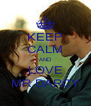KEEP CALM AND LOVE MR DARCY - Personalised Poster A4 size