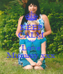 KEEP CALM AND Love Mummy xxx - Personalised Poster A4 size