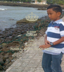 KEEP CALM AND LOVE NABIL ARTA MAKARIM - Personalised Poster A4 size
