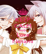 KEEP CALM AND Love Nanami - Personalised Poster A4 size