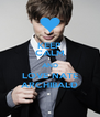 KEEP CALM AND LOVE NATE ARCHIBALD - Personalised Poster A4 size