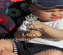KEEP CALM AND LOVE nocciolina al cocco - Personalised Poster A4 size