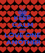 KEEP CALM AND LOVE ONE  ANOTHER - Personalised Poster A4 size