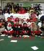 KEEP CALM AND LOVE OSIS SMPN 247 JHS 2012-2013 - Personalised Poster A4 size