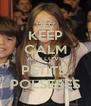 KEEP CALM AND LOVE PETITS  POLSERES - Personalised Poster A4 size
