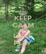 KEEP CALM AND LOVE PETY - Personalised Poster A4 size