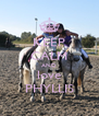 KEEP CALM AND love PHYLLIS - Personalised Poster A4 size