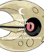 KEEP CALM AND love pokemon lunatone - Personalised Poster A4 size