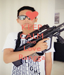 KEEP CALM AND Love Rangga - Personalised Poster A4 size