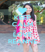 KEEP CALM AND LOVE REANNE - Personalised Poster A4 size