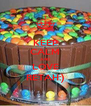 KEEP CALM AND LOVE RETAH:) - Personalised Poster A4 size