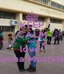 KEEP CALM AND love  Salma Mostafa  - Personalised Poster A4 size
