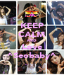 KEEP CALM AND Love ^Seobaby^ - Personalised Poster A4 size