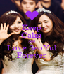 Keep Calm And Love SeoYul Forever - Personalised Poster A4 size