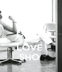 KEEP CALM AND LOVE  SHO  - Personalised Poster A4 size