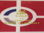 KEEP CALM AND LOVE SIR MARK OLIPHANT - Personalised Poster A4 size