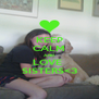KEEP CALM AND LOVE  SISTERS<3 - Personalised Poster A4 size