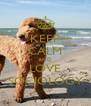 KEEP CALM AND LOVE SOCIOLOGY - Personalised Poster A4 size