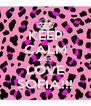 KEEP CALM AND LOVE SOFIA!!! - Personalised Poster A4 size