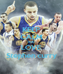 KEEP CALM AND LOVE Stephen curry - Personalised Poster A4 size