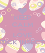 KEEP CALM AND LOVE STICK INSECTS - Personalised Poster A4 size