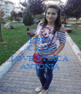 KEEP CALM AND LOVE STOICA ANTONIA - Personalised Poster A4 size