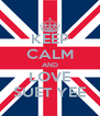 KEEP CALM AND LOVE SUET YEE - Personalised Poster A4 size