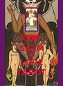 KEEP CALM AND LOVE TAROT - Personalised Poster A4 size