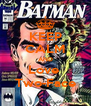 KEEP CALM AND Love  Two-Face - Personalised Poster A4 size