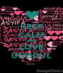 KEEP CALM AND LOVE UNGGUL - Personalised Poster A4 size