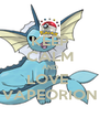 KEEP CALM AND LOVE  VAPEORION - Personalised Poster A4 size