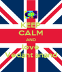 KEEP CALM AND love Vedant anand - Personalised Poster A4 size