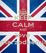 KEEP CALM AND love ventitremarzoduemilatredici - Personalised Poster A4 size