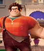 KEEP CALM AND LOVE WRECK-IT RALPH - Personalised Poster A4 size