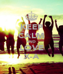 KEEP CALM AND LOVE X-A - Personalised Poster A4 size