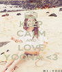 KEEP CALM AND LOVE YOONA <3 - Personalised Poster A4 size