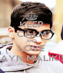 KEEP CALM AND LOVE ZAYN MALIK!!!! - Personalised Poster A4 size