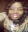 KEEP CALM AND Lovee Nene - Personalised Poster A4 size
