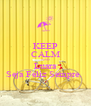 KEEP CALM AND  Luara  Seja Feliz Sempre.  - Personalised Poster A4 size